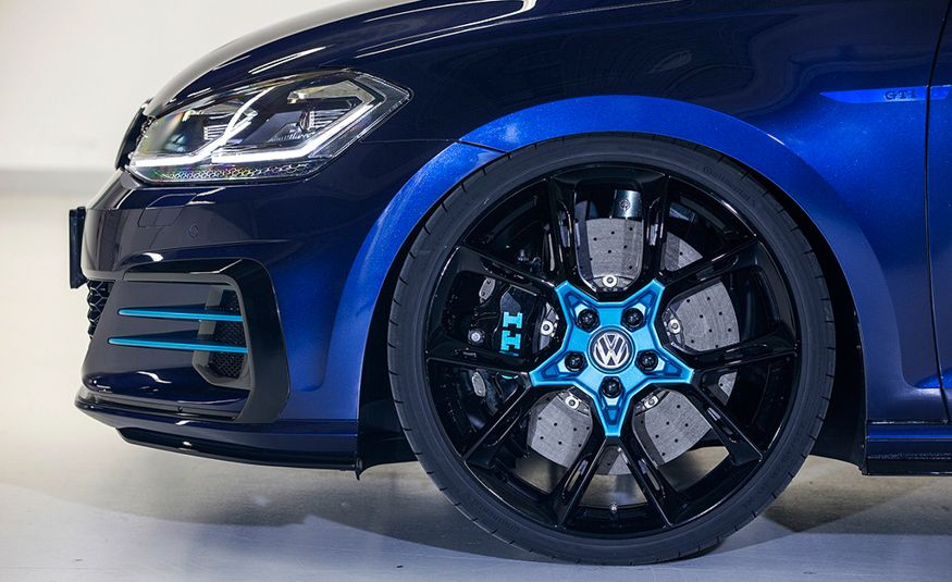 Wörthersee Sauce: Volkswagen Shows Off Hybrid, All-Wheel-Drive GTI at Annual Car Meet - Slide 6