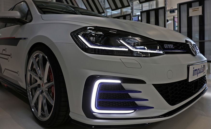 Wörthersee Sauce: Volkswagen Shows Off Hybrid, All-Wheel-Drive GTI at Annual Car Meet - Slide 16