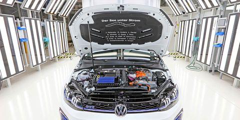 May 24 2017 Image Volkswagen Golf Gti