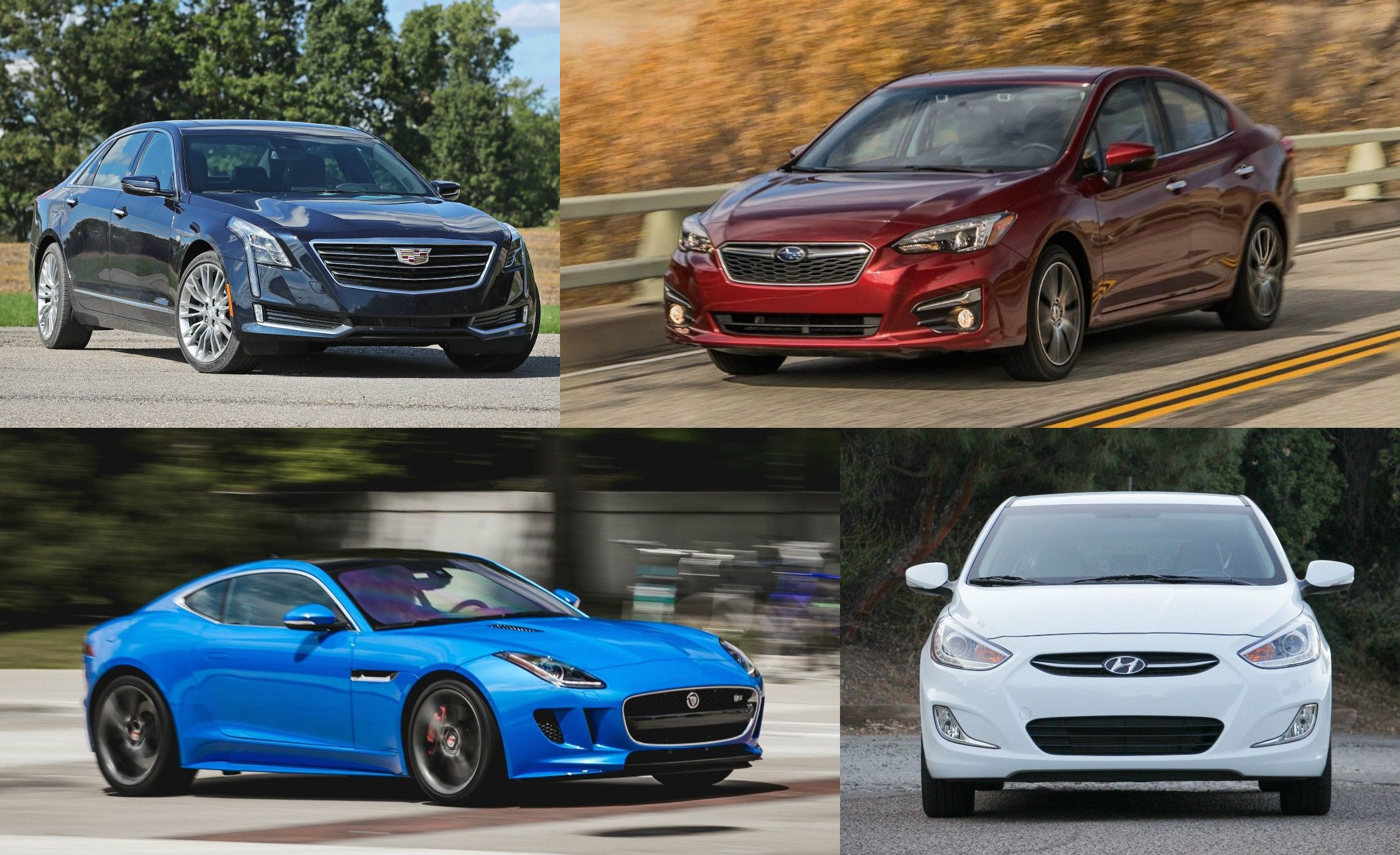 12 New Car Lease Deals to Make Your Memorial Day Weekend