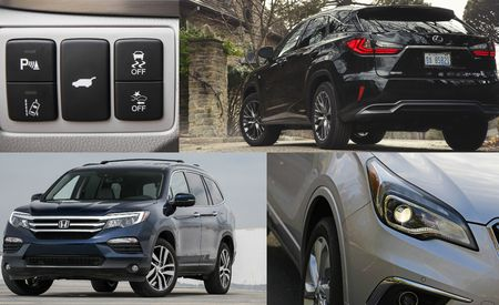 Top Marks: The 13 Crossover SUVs with the Best Safety Ratings