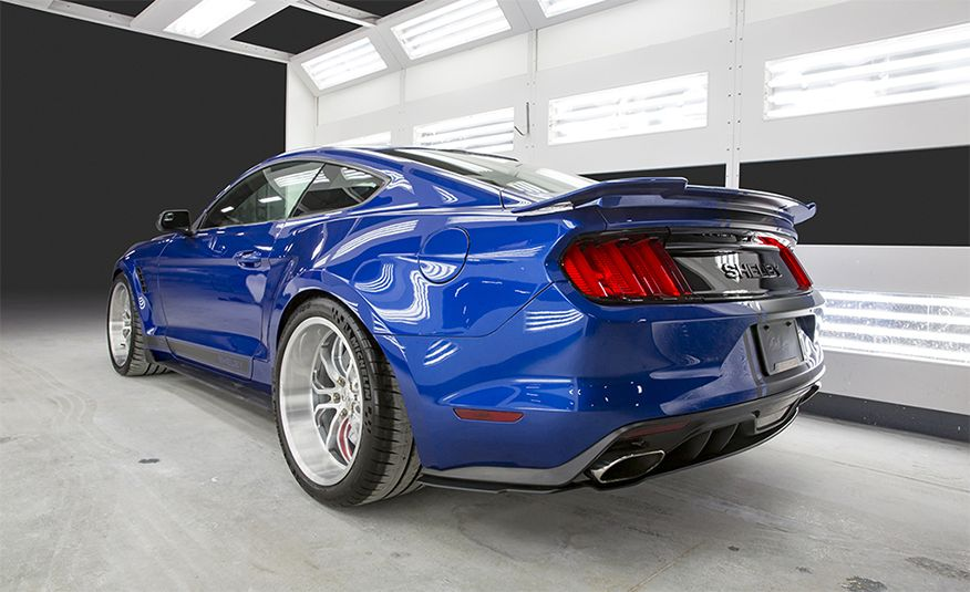 Shelby Super Snake concept - Slide 6