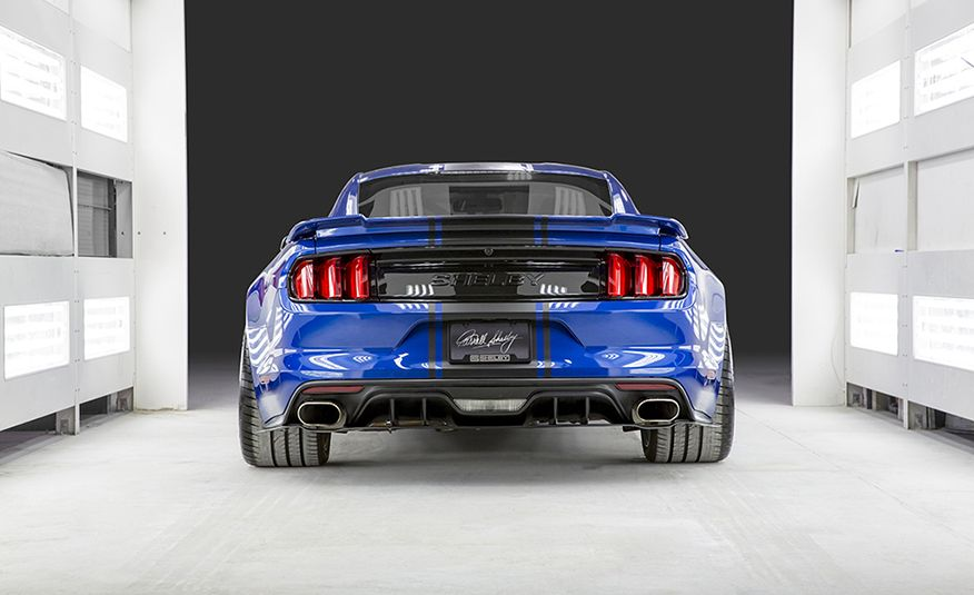 Shelby Super Snake concept - Slide 7
