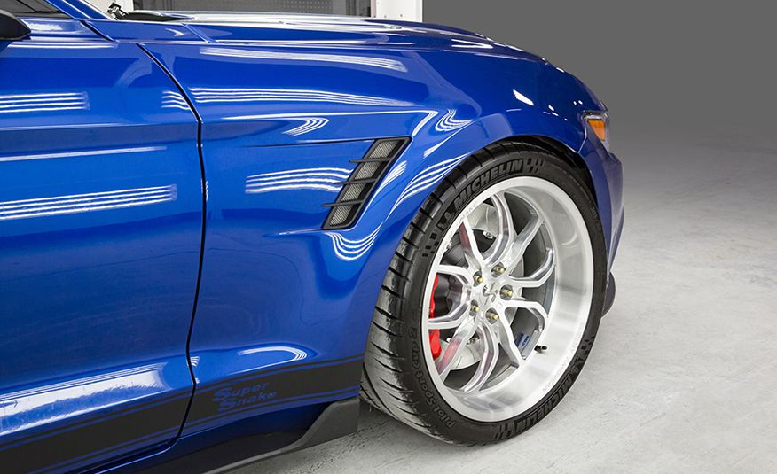 Shelby Super Snake concept - Slide 8