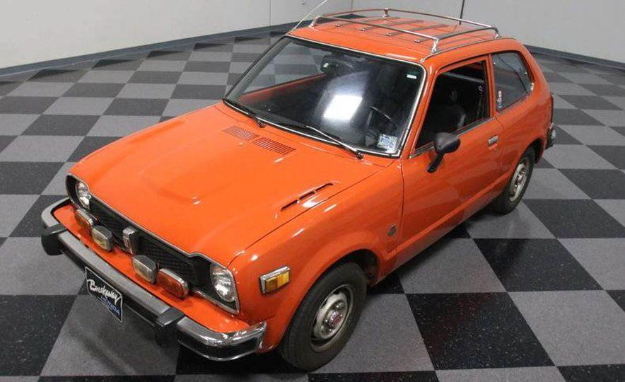1976 Honda Civic For Sale, Spirit of '76 - Slide 8