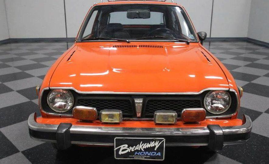 1976 Honda Civic For Sale, Spirit of '76 - Slide 9