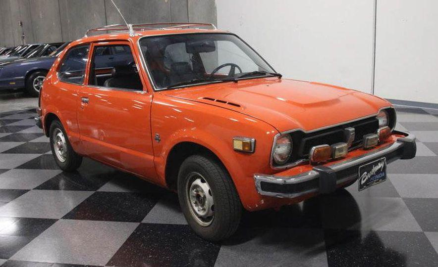 1976 Honda Civic For Sale, Spirit of '76 - Slide 1