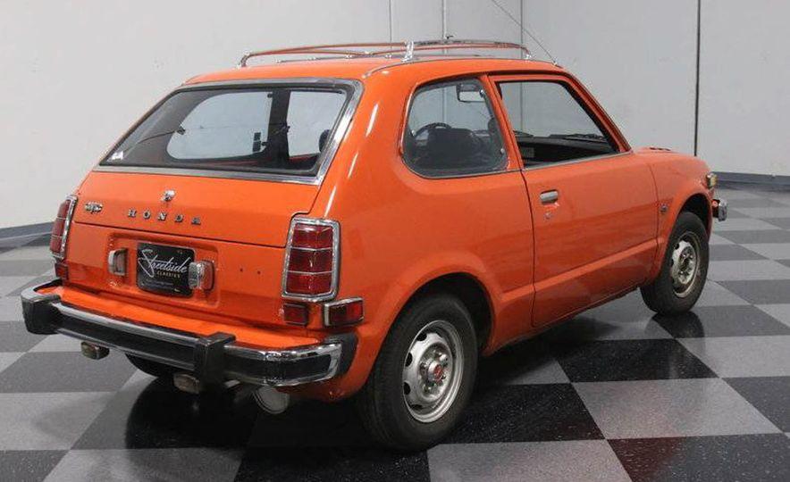 1976 Honda Civic For Sale, Spirit of '76 - Slide 2