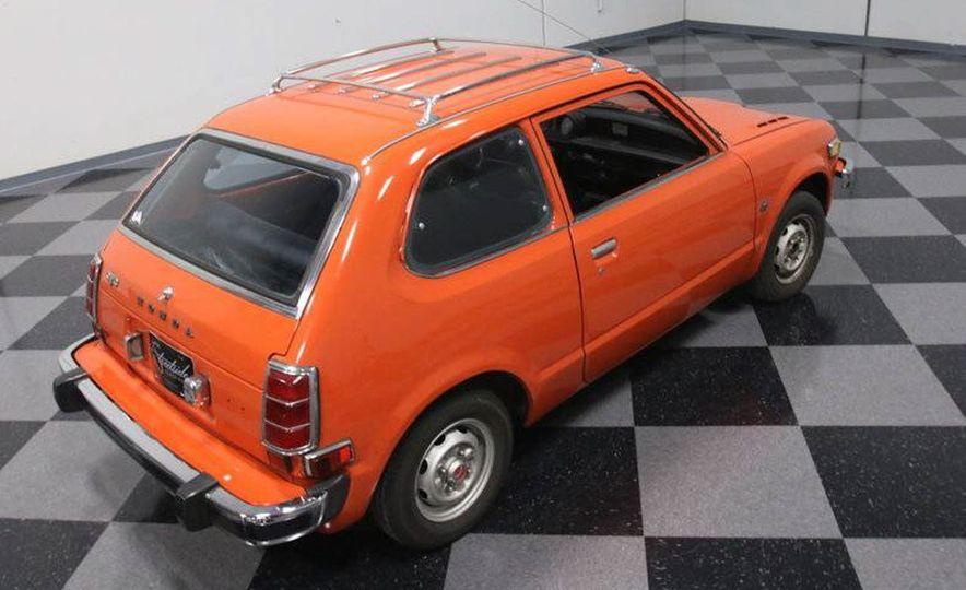 1976 Honda Civic For Sale, Spirit of '76 - Slide 3