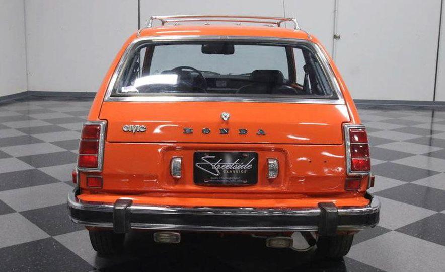 1976 Honda Civic For Sale, Spirit of '76 - Slide 4