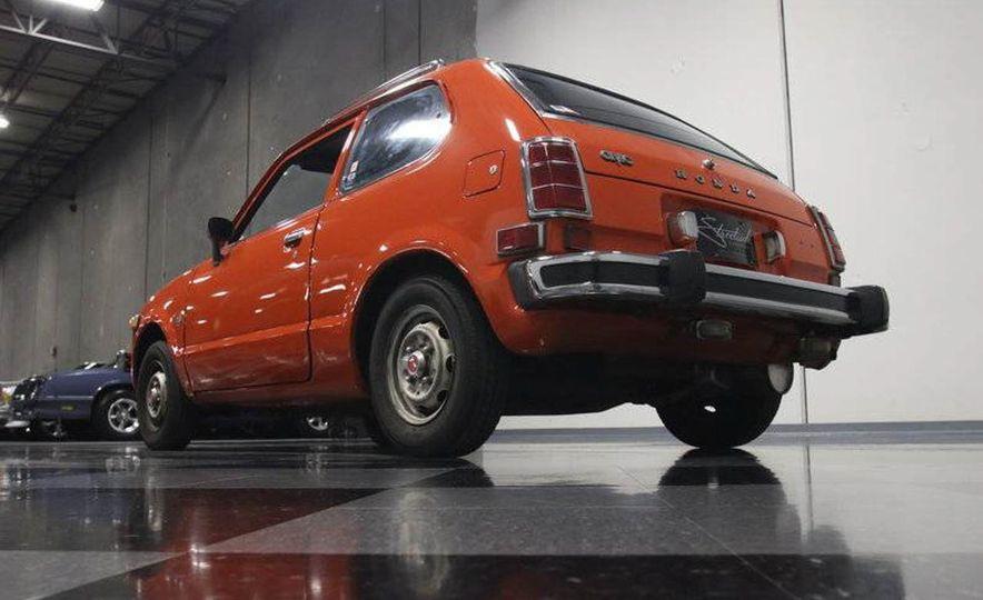 1976 Honda Civic For Sale, Spirit of '76 - Slide 5