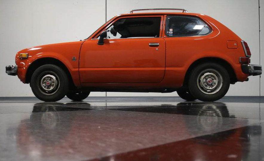1976 Honda Civic For Sale, Spirit of '76 - Slide 6