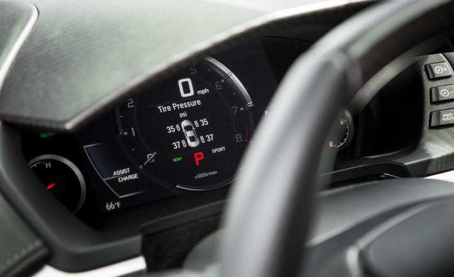 2017 Acura NSX - Slide 11