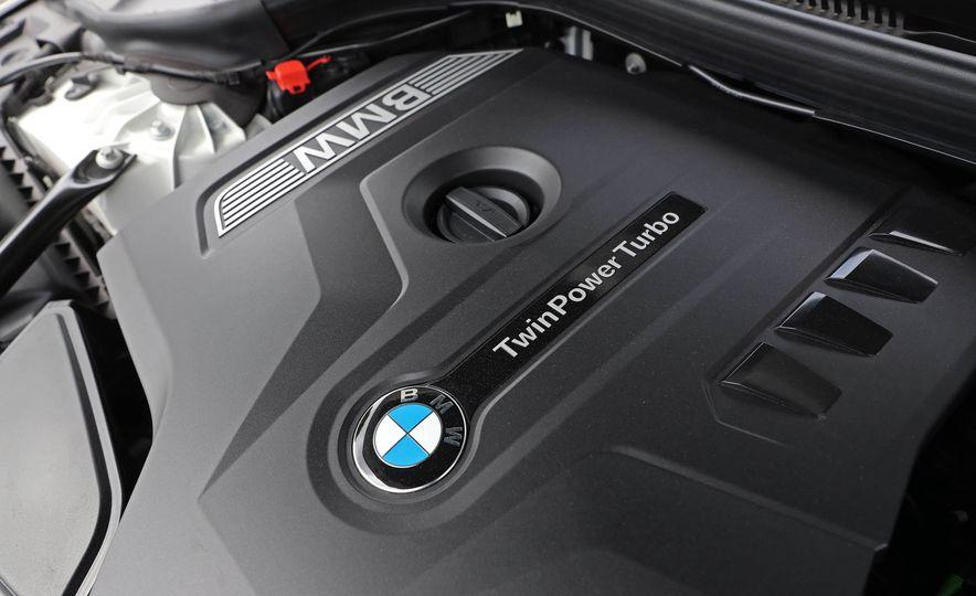 2017 BMW 530i RWD - Slide 54