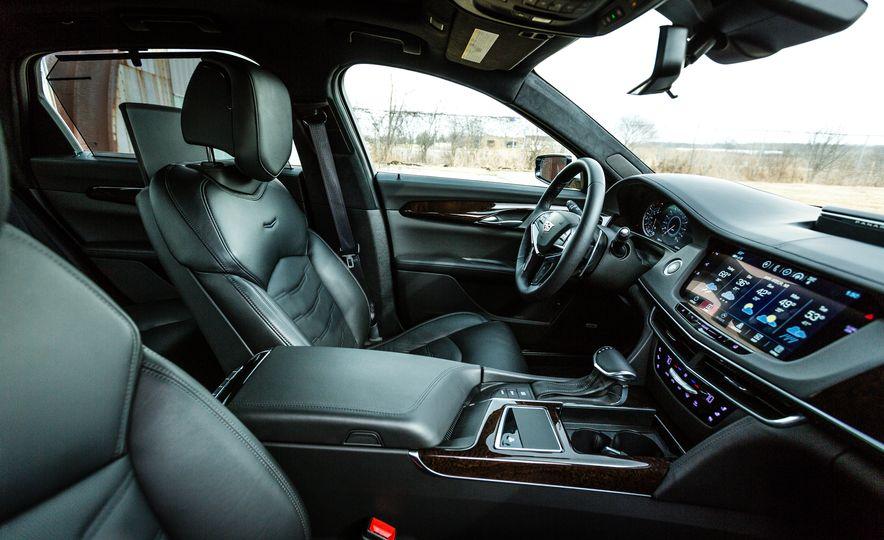 2017 Cadillac CT6 - Slide 41
