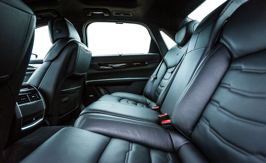 2017 Cadillac CT6 - Slide 47
