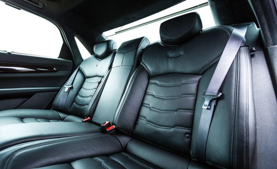 2017 Cadillac CT6 - Slide 49