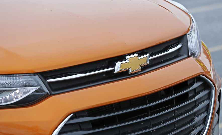 2017 Chevrolet Trax - Slide 21