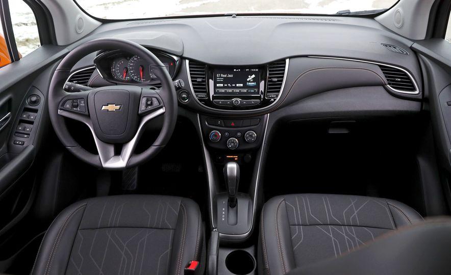 2017 Chevrolet Trax - Slide 28