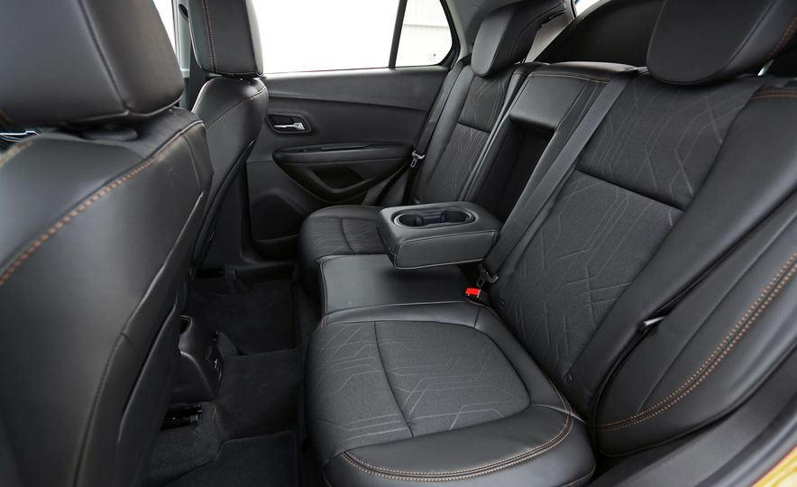 2017 Chevrolet Trax - Slide 31
