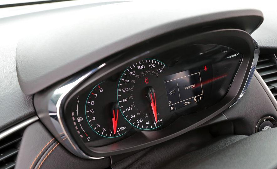 2017 Chevrolet Trax - Slide 33