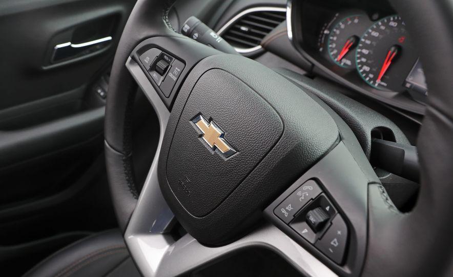 2017 Chevrolet Trax - Slide 35