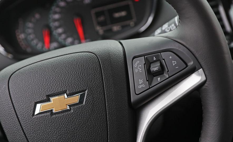 2017 Chevrolet Trax - Slide 36