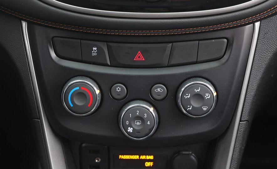 2017 Chevrolet Trax - Slide 42