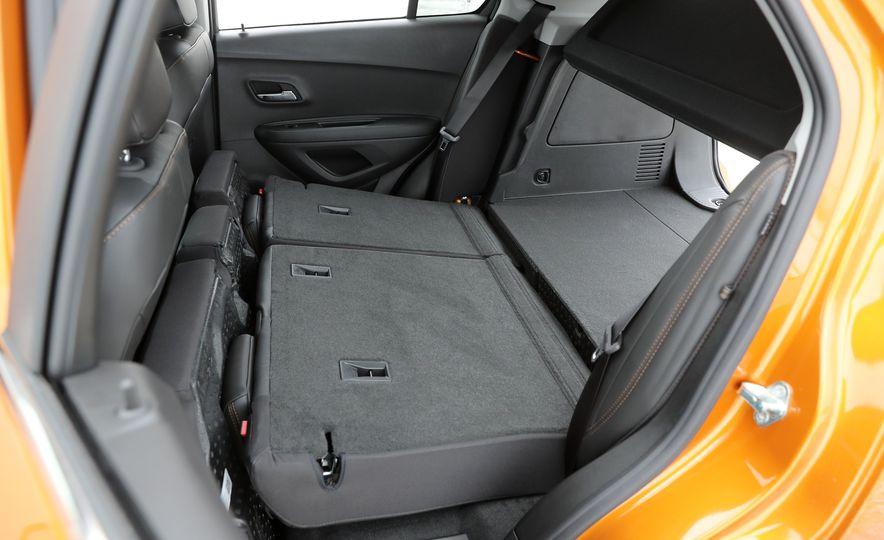2017 Chevrolet Trax - Slide 50