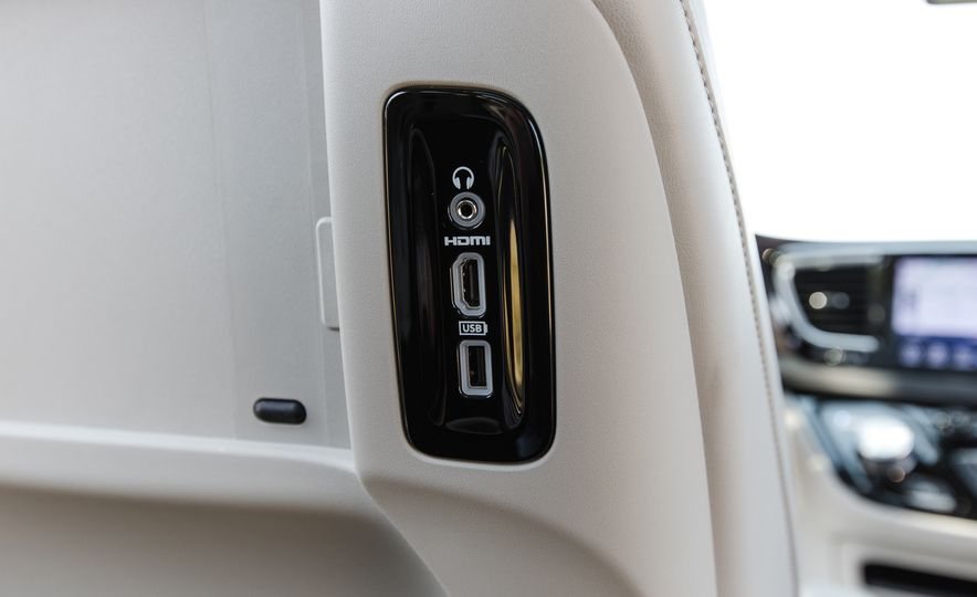 2017 Chrysler Pacifica - Slide 78