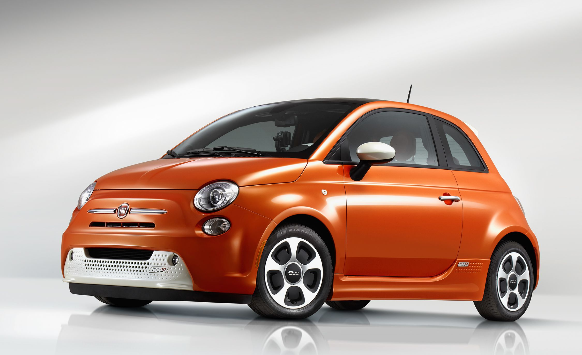 automotive the perfect close electric car surprisingly fiat to hood under cars