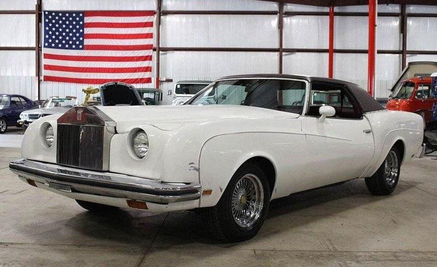 The Spirit of '76: The Custom Cloud Was an Ersatz Rolls-Royce Out of Florida - Slide 1