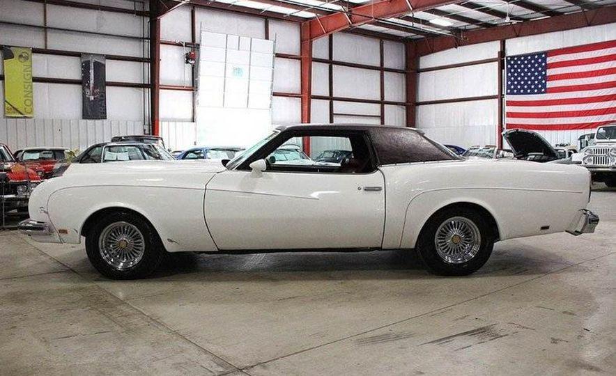 The Spirit of '76: The Custom Cloud Was an Ersatz Rolls-Royce Out of Florida - Slide 2