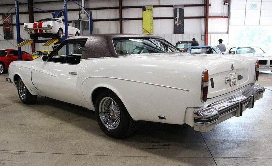 The Spirit of '76: The Custom Cloud Was an Ersatz Rolls-Royce Out of Florida - Slide 3
