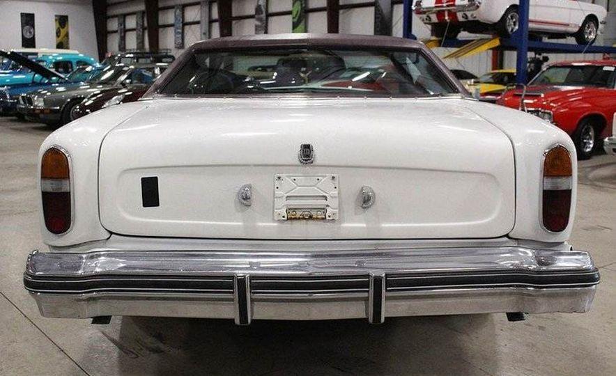 The Spirit of '76: The Custom Cloud Was an Ersatz Rolls-Royce Out of Florida - Slide 4