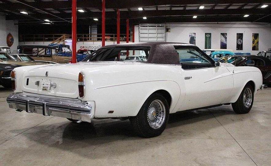 The Spirit of '76: The Custom Cloud Was an Ersatz Rolls-Royce Out of Florida - Slide 5
