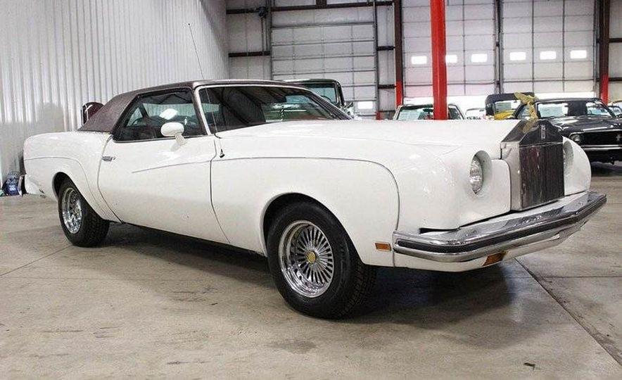 The Spirit of '76: The Custom Cloud Was an Ersatz Rolls-Royce Out of Florida - Slide 7