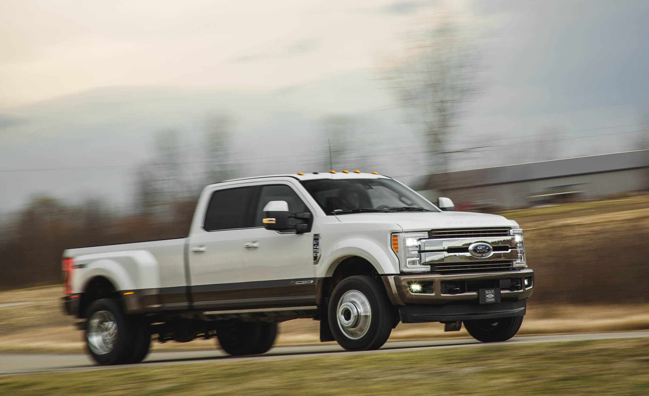 2018 Ford F450 Super Duty Limited Pictures Photo Gallery Car