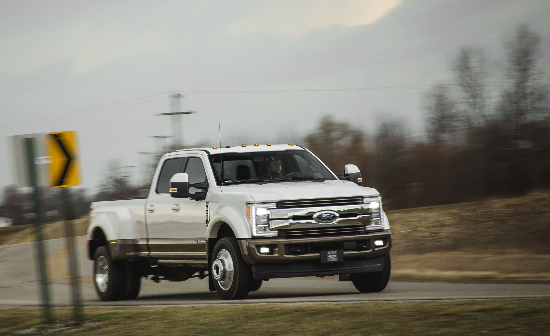 Ford F 450 Super Duty Reviews Price Photos 1955 F350 4x4 And Specs Car Driver