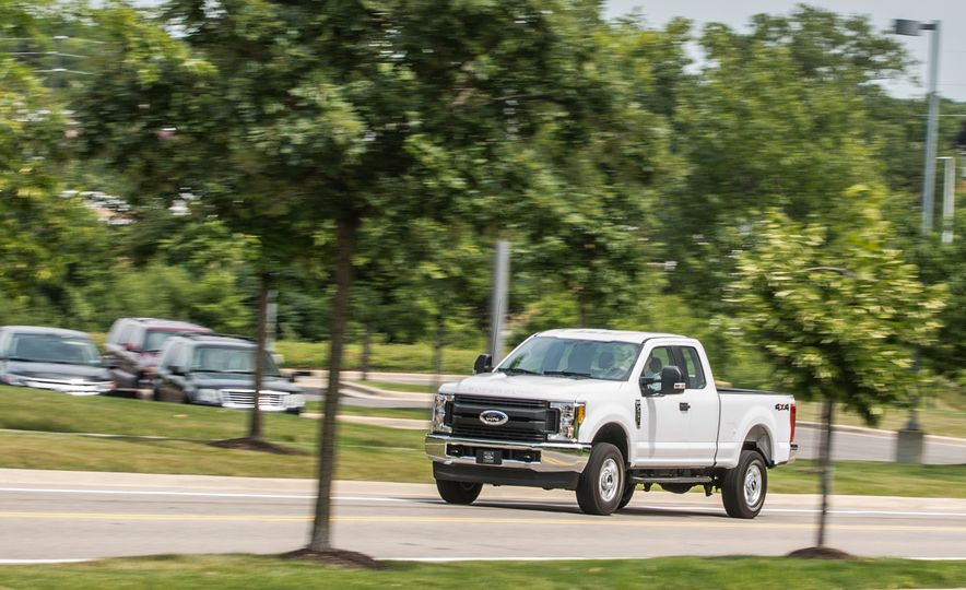 2017 Ford F-series Super Duty - Slide 134