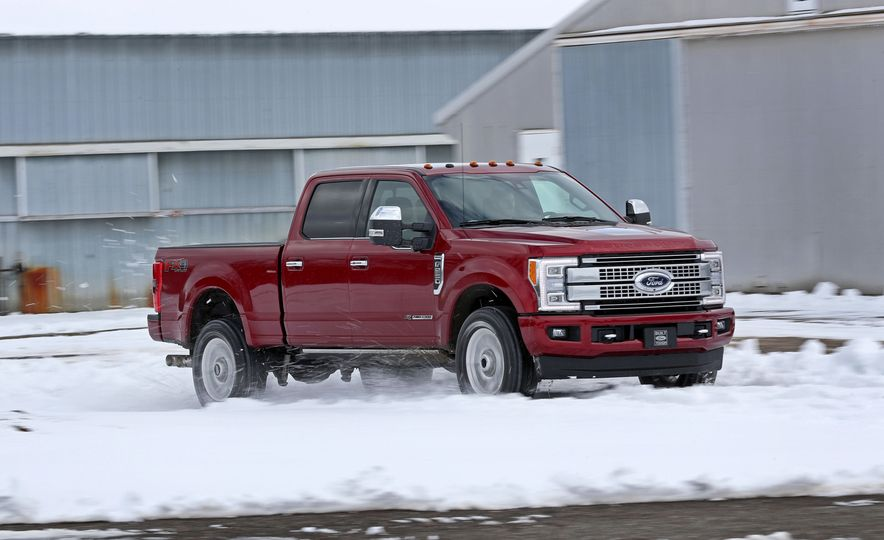 2017 Ford F-series Super Duty - Slide 3