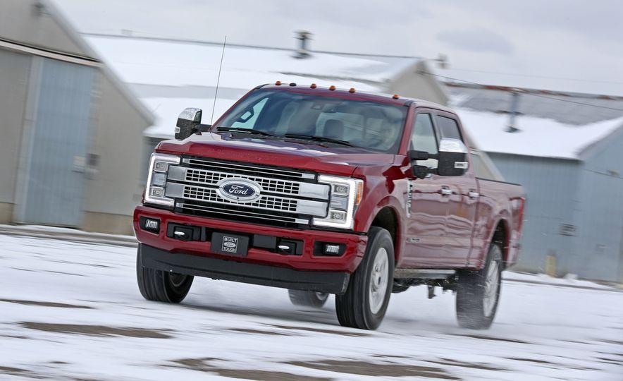 2017 Ford F-series Super Duty - Slide 4