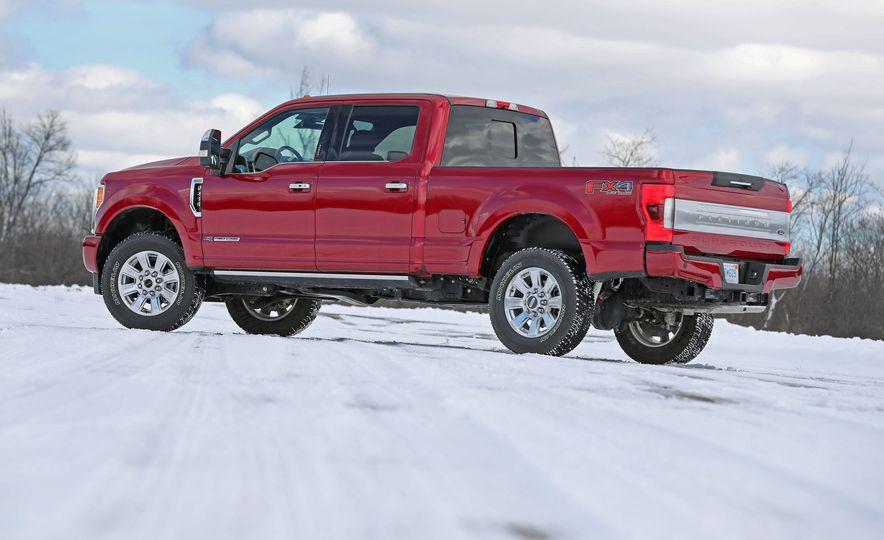 2017 Ford F-series Super Duty - Slide 15