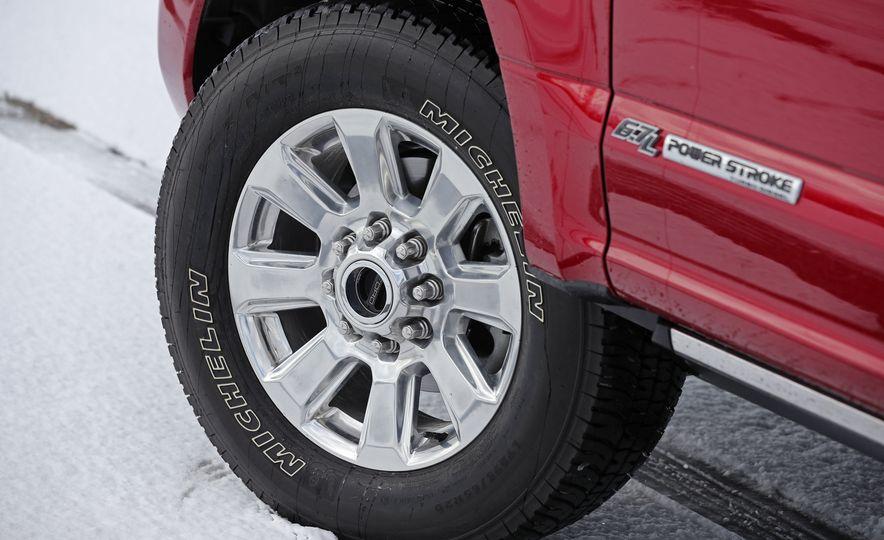 2017 Ford F-series Super Duty - Slide 20