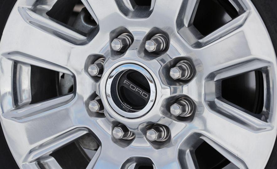 2017 Ford F-series Super Duty - Slide 21