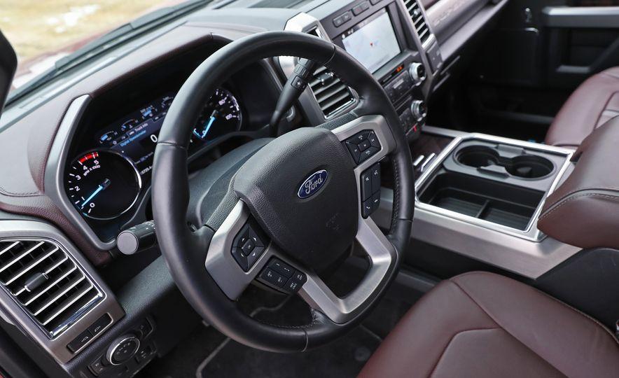 2017 Ford F-series Super Duty - Slide 37