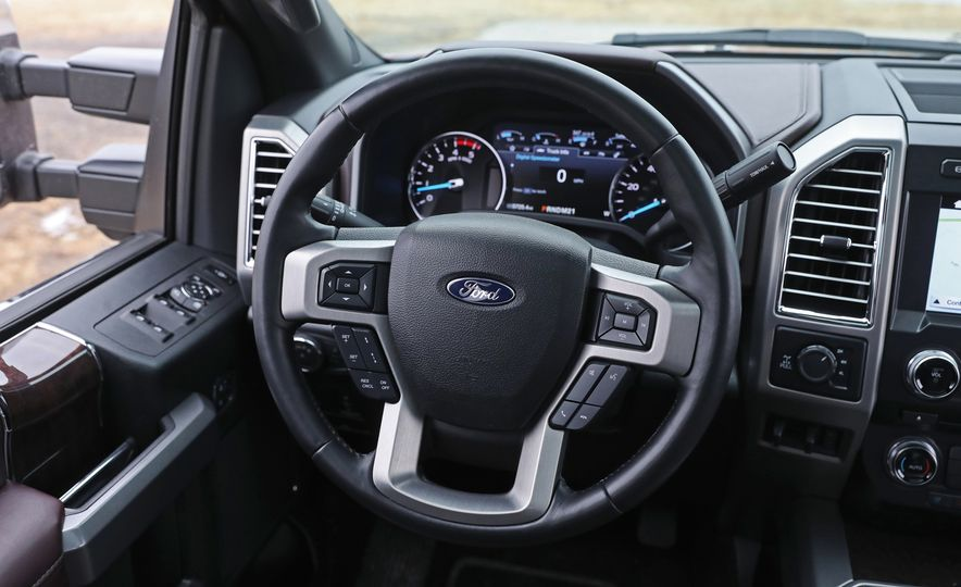 2017 Ford F-series Super Duty - Slide 38