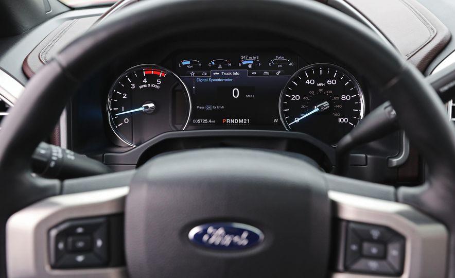 2017 Ford F-series Super Duty - Slide 40