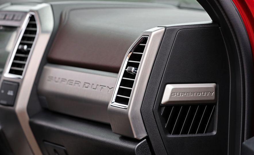 2017 Ford F-series Super Duty - Slide 59