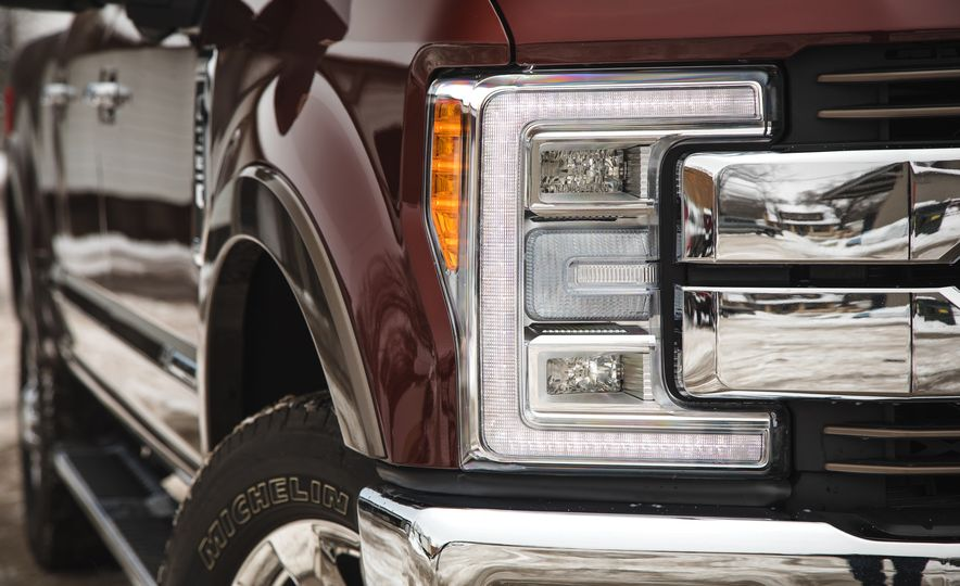 2017 Ford F-series Super Duty - Slide 81